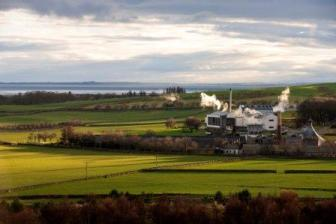 Diageo's Clynelish Distillery